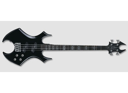 B.C. Rich Virgo Vintage Celtic Bass
