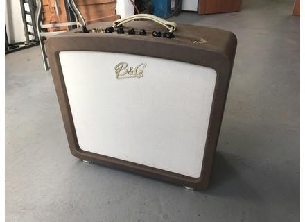B&G Guitars Prototype Amp