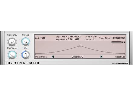 B Serrano launches free effect plug-ins - Audiofanzine