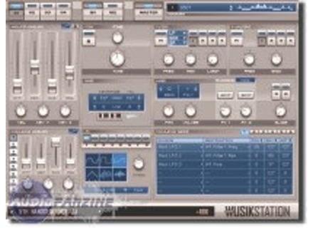 Back in Time Records UX3 VST