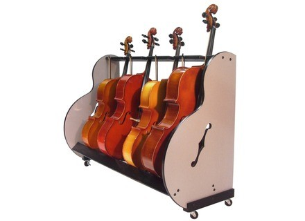 BandStorage Band Room Cello Rack