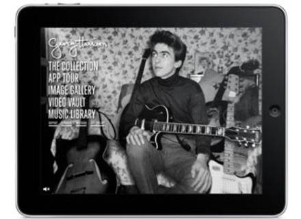 Bandwdth Publishing The Guitar Collection: George Harrison