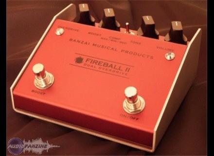 Banzai Fireball Overdrive II