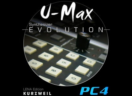 Barb and Co U-Max Evolution Kurzweil PC4