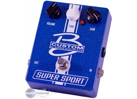 Barber B Custom Super Sport