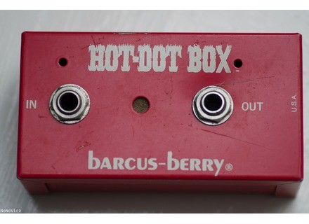 Barcus Berry Hot Dot Box