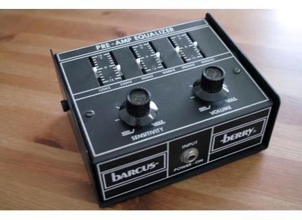 Barcus Berry Pre-Amp Equalizer 1335