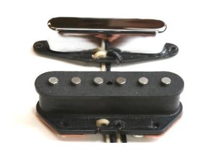 Bare Knuckle Pickups Yardbird Tele Single Coil Set