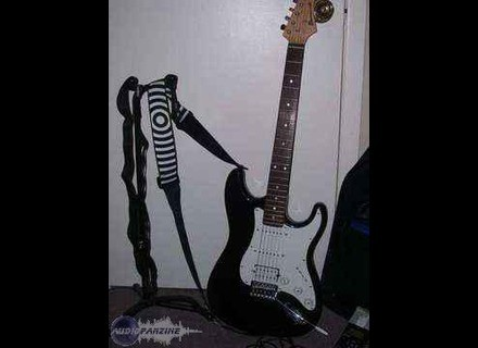 Barracuda Guitars Strat copy