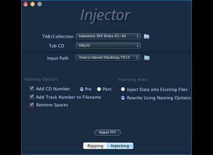 BaseHead Inc Injector