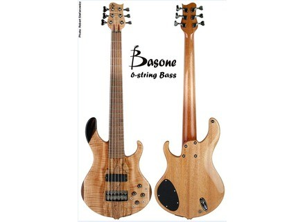Basone Guitars  6-String Bass