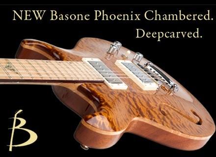 Basone Guitars Phoenix