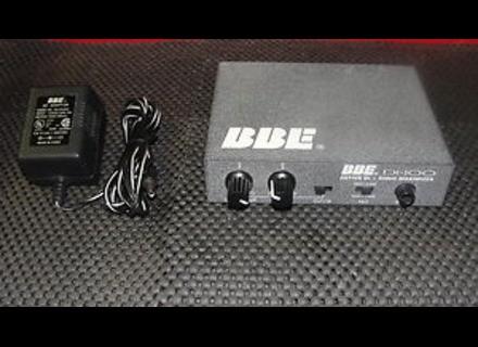 BBE DI-100 sonic maximiser
