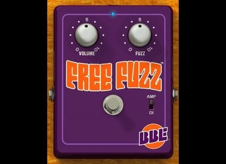 BBE Free Fuzz (Plugin)