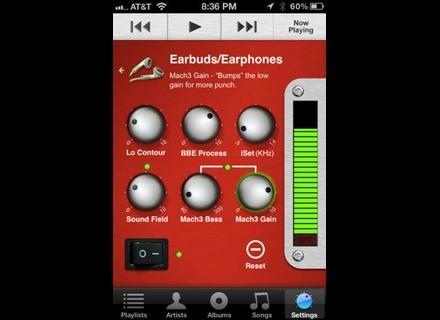 BBE SonicMax Pro for iOS