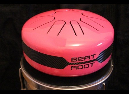 Beat Root Tongue Drum Acoustic