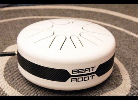 Beat Root Tongue Drum Electro Acoustic