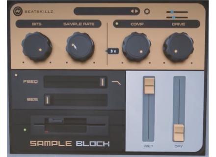 BeatSkillz Sample Block