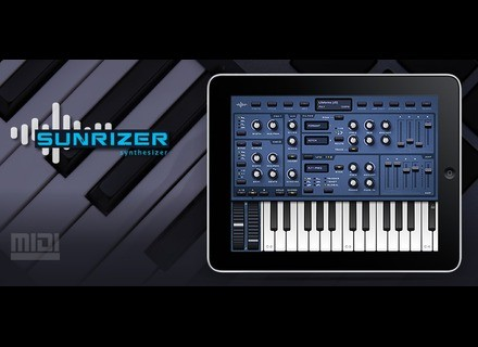 BeepStreet Sunrizer synth