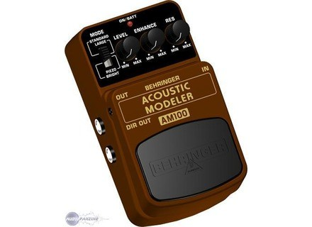 Behringer Acoustic Modeler AM100