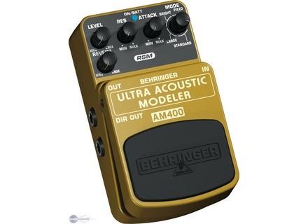 Behringer Acoustic Modeler