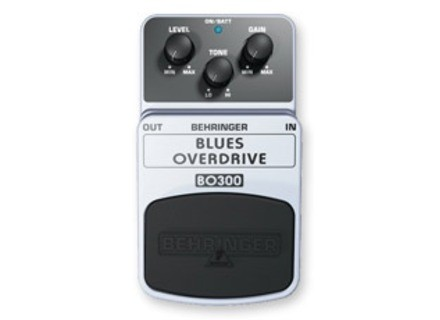 Behringer Blues Overdrive BO300