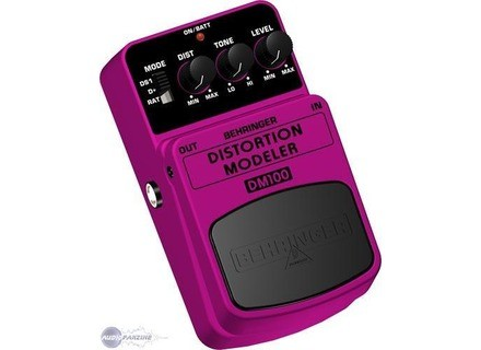 Behringer Distorsion Modeler DM100