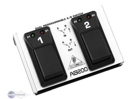 Behringer Dual A/B Switch AB200