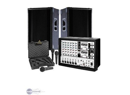 Behringer Europower Pack 5