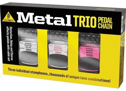 Behringer Metal Trio TPK985