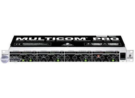 Behringer Multicom Pro MDX4400