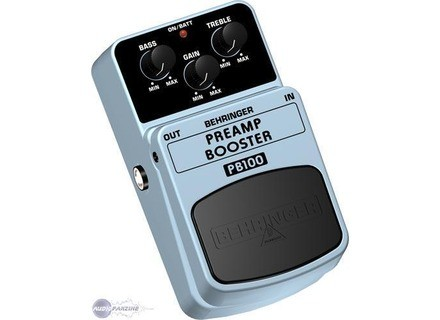 Behringer Preamp Booster PB100