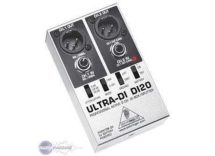 Behringer Ultra-DI