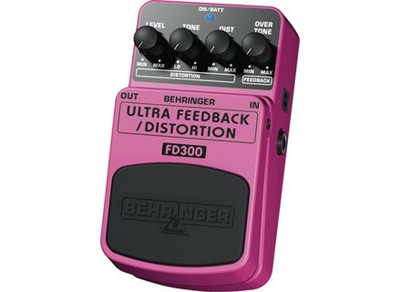 Behringer Ultra Feedback Distortion FD300