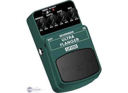 Behringer Ultra Flanger UF100
