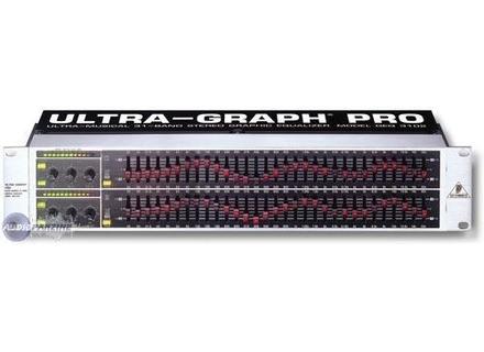 User reviews: Behringer Ultra-Graph Pro GEQ3102 - Audiofanzine