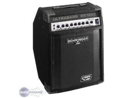 User Reviews Behringer Ultrabass Bx1200 Audiofanzine