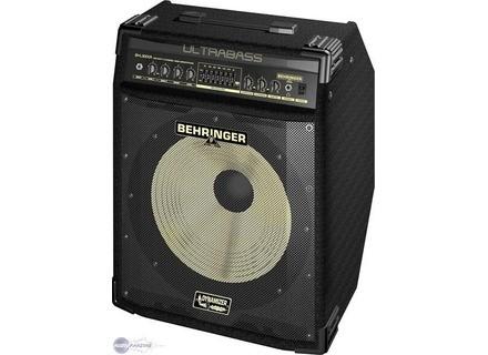 Behringer Ultrabass BXL3000A
