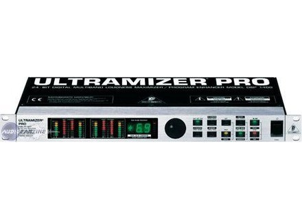 Behringer Ultramizer Pro DSP1400P
