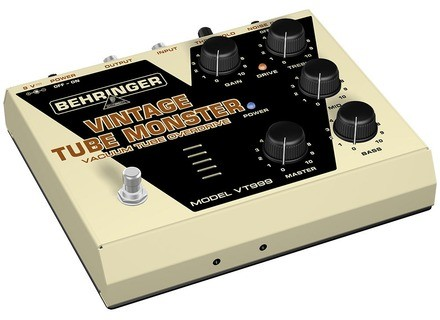 Behringer Vintage Tube Monster VT999