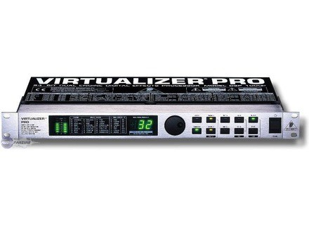 User Reviews Behringer Virtualizer Pro Dsp1024p
