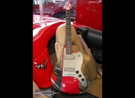 Bell Custom Guitars JazzBlaster Deluxe