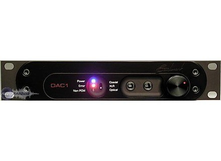 Benchmark Media Systems DAC1