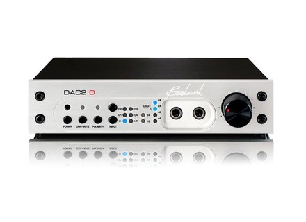 Benchmark Media Systems DAC2 D