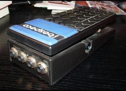Bespeco VM-14 Stereo Volume Pedal
