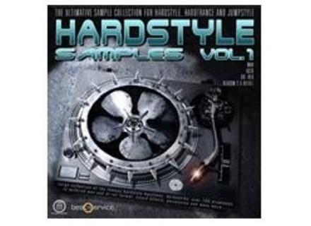 Best Service Hardstyle Samples Vol.1
