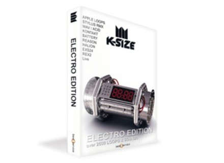 Best Service K-SIZE ELECTRO EDITION