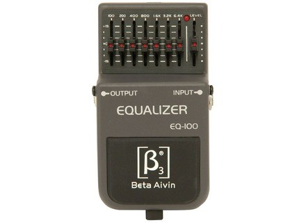Beta Aivin EQ-100 Equalizer