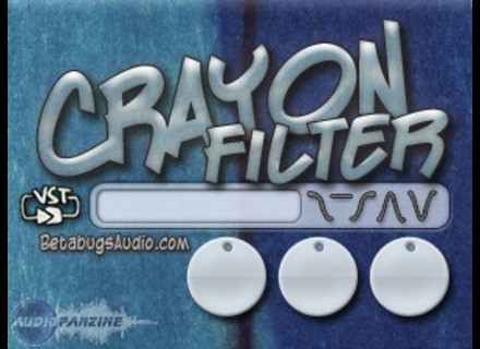 Betabugs Audio CrayonFilter [Freeware]