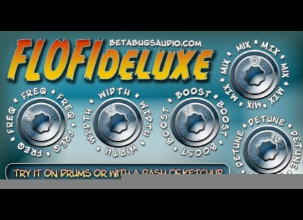 Betabugs Audio FLOFIdeluxe [Freeware]